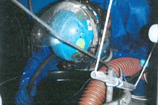 特殊清掃・化学プラントメンテナンスのイメージ